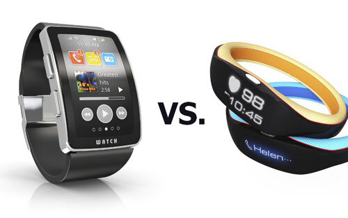 Smartwatch o Smartband