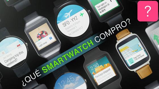 Qué smartwatch comprar en 2020